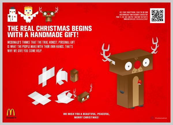 mcdonalds christmas ads 45