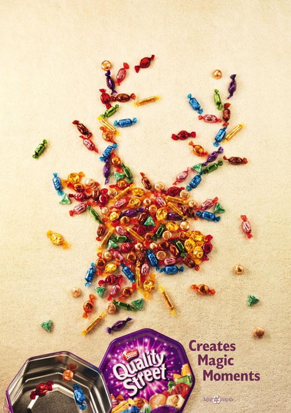 nestles street christmas ads 24