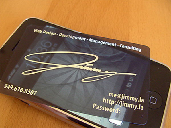 cool business card 67