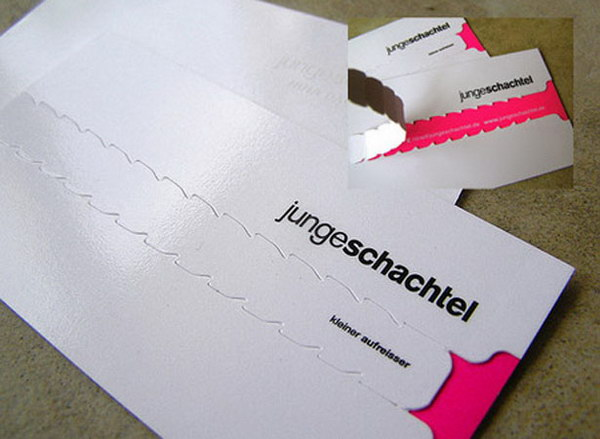 cool business card 70