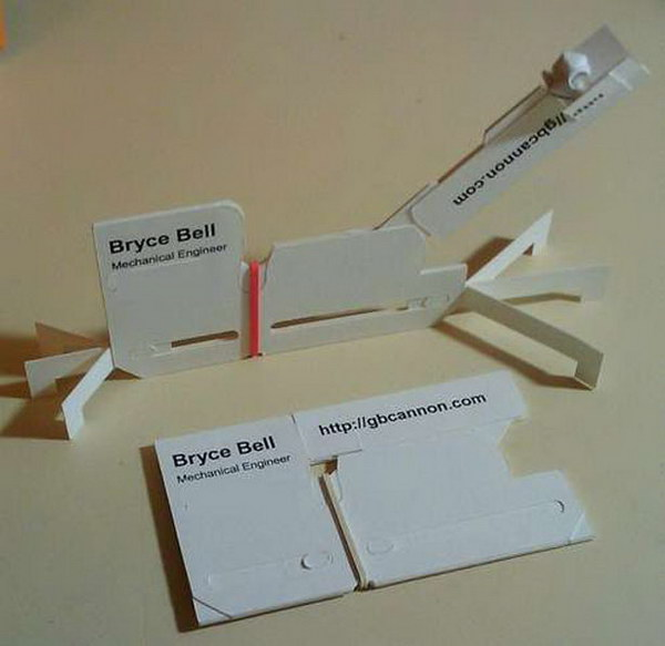 creative business card 41