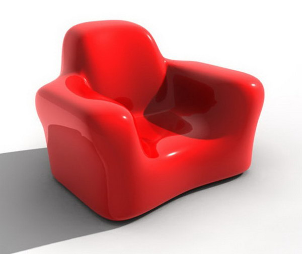 red chair design 52