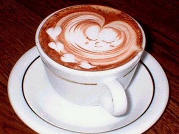amazing coffee art 31
