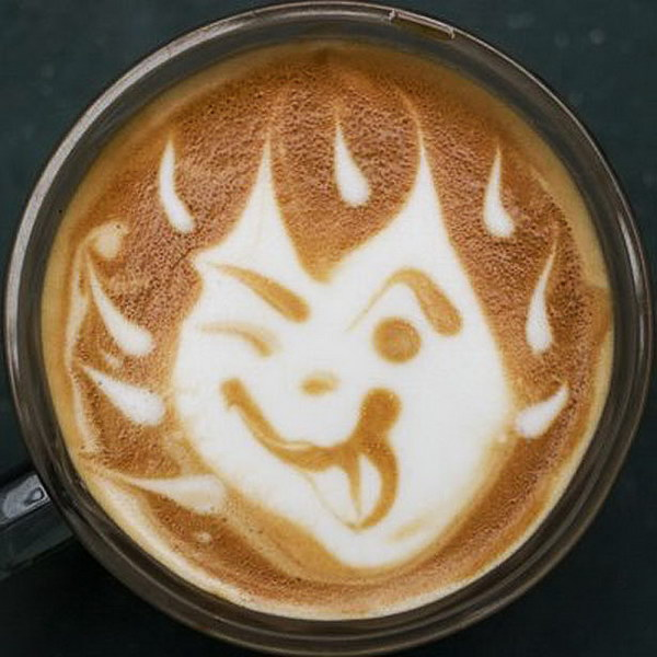 goast coffee art 30