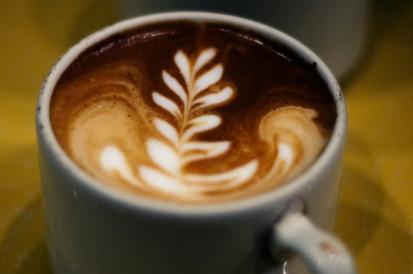 tree coffee art 20