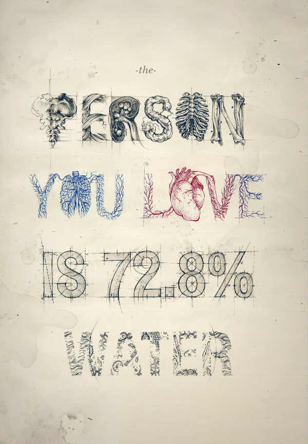 cool typographic poster 36