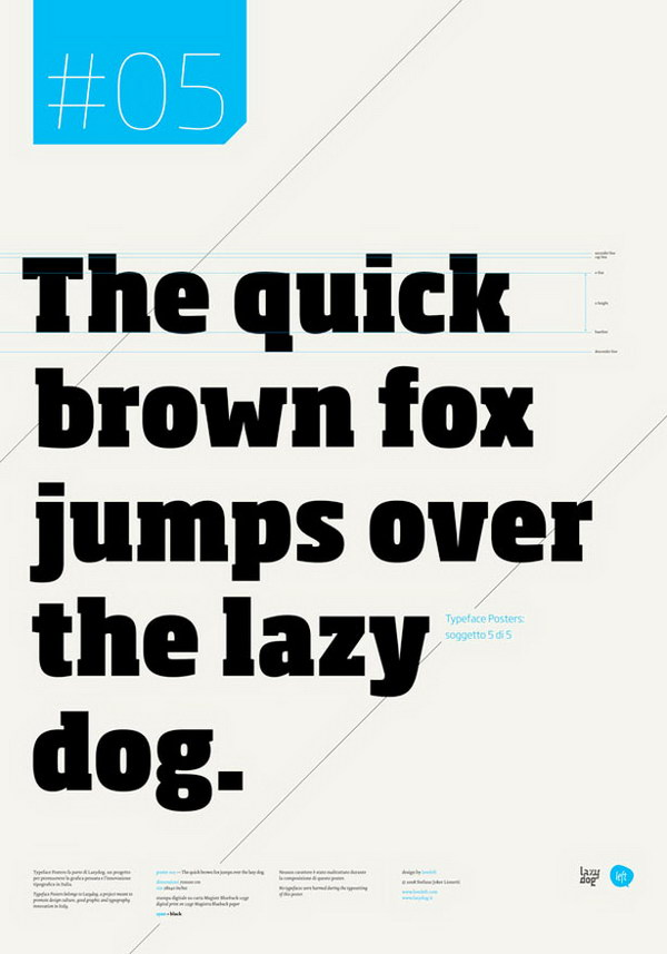 typography poster 22