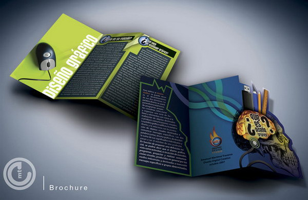 beautiful brochure layout designs