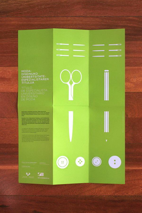 fashion design brochure poster 26