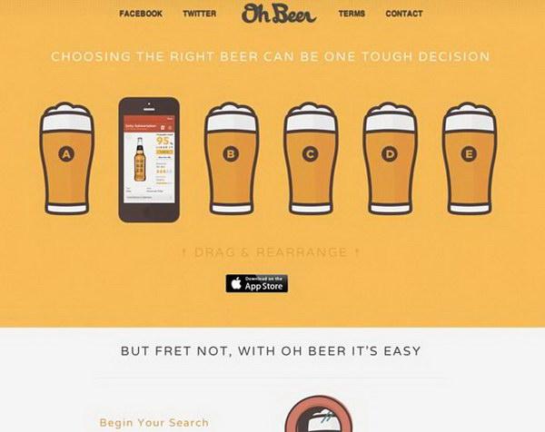 illustrated web design 24
