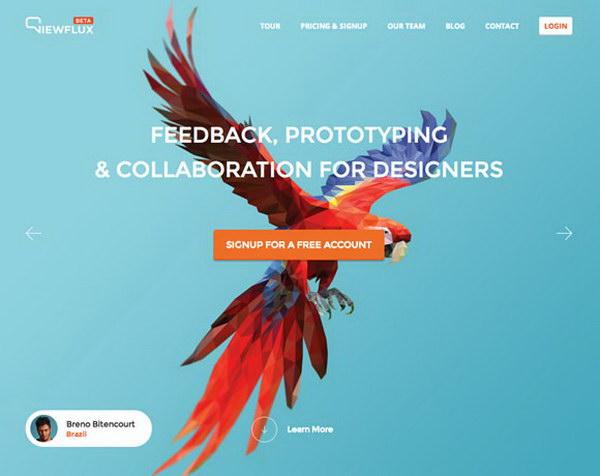 illustrated websites 10