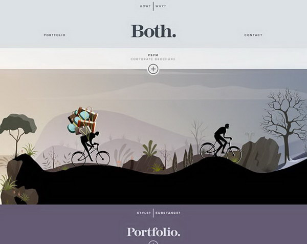 illustrated websites 15