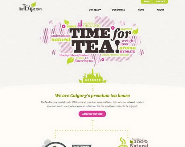 illustrated websites 8