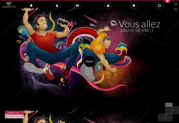 illustration web design 26