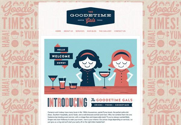 illustration website design 45