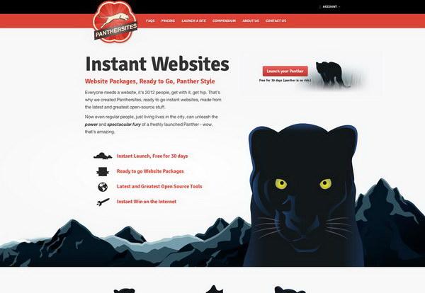 illustration website design 47