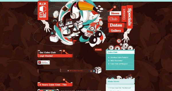 illustration website design 51