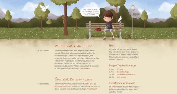 illustration website design 52