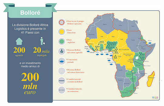 infographic africa map 2