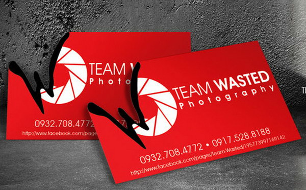 photo business cards 21