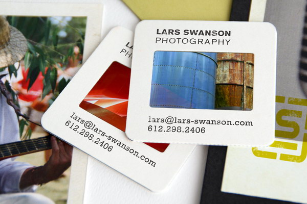 photo business cards 24
