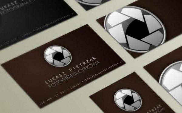 photographer business card designs 19