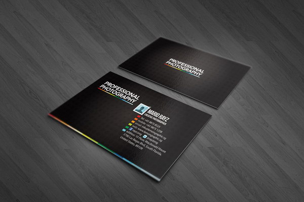 photographer business cards 45