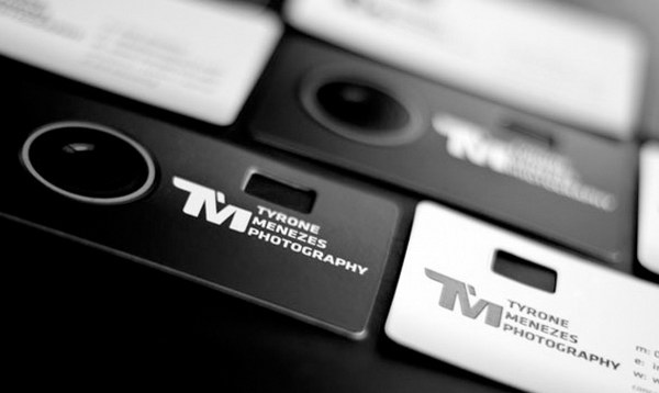 photography business card designs 1
