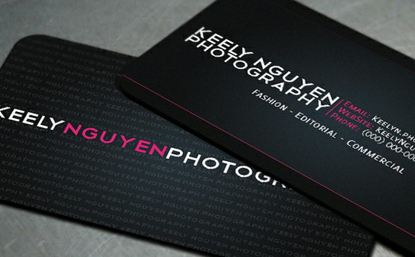 photography business card designs 10