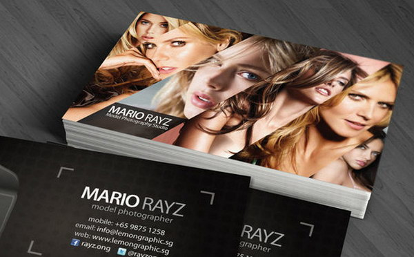 photography business card designs 4