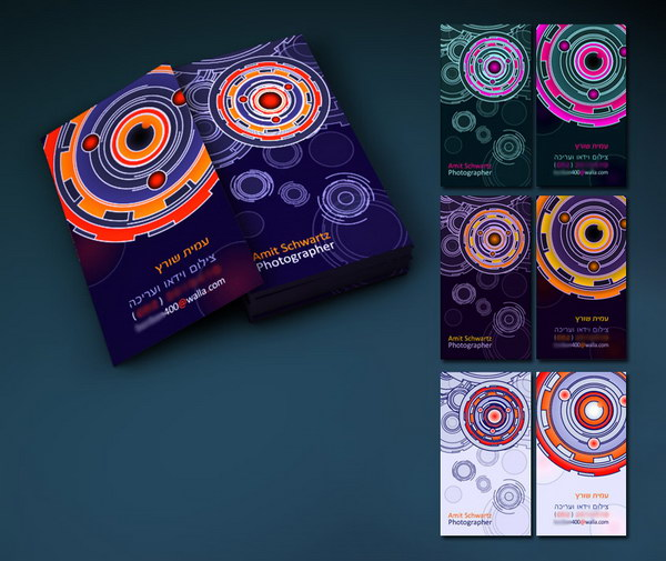 photography business cards 48