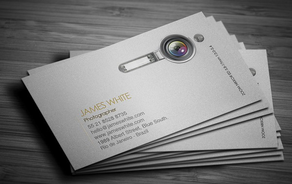 photography business cards 54
