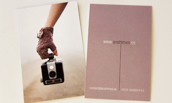 photography name card 32