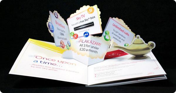 pop up brochure 7