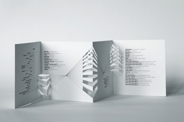 popup book template
