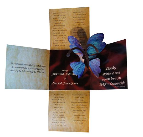 popup brochure design 41