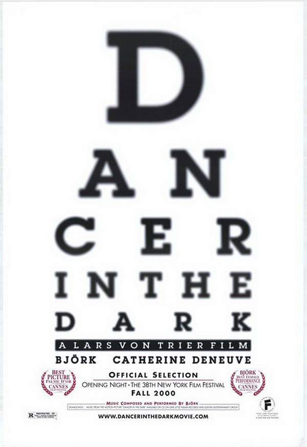 dancer in the dark movie poster 31