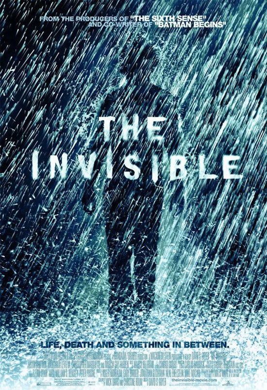 the invisible typography poster 10