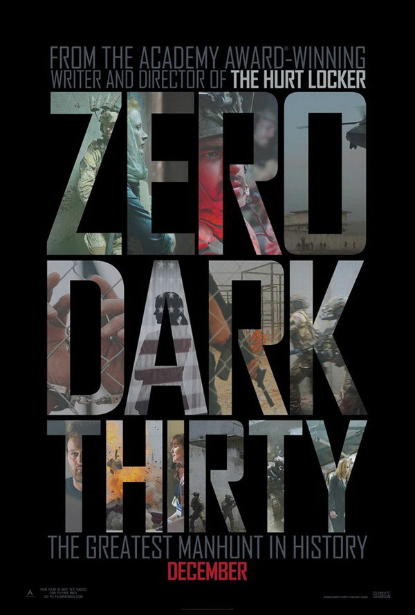 zero dark thirty movie poster 18