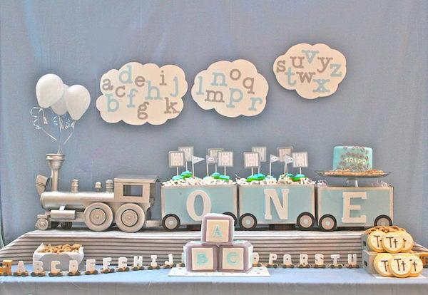 alphabet train baby shower 31