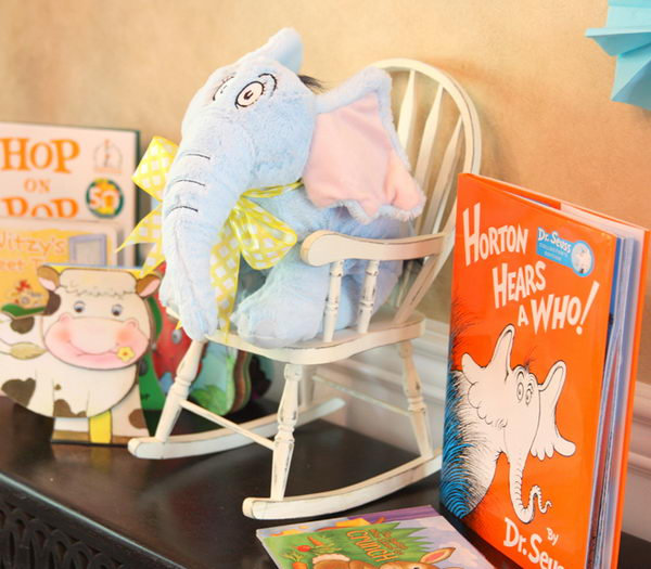 book themed baby boy shower 41