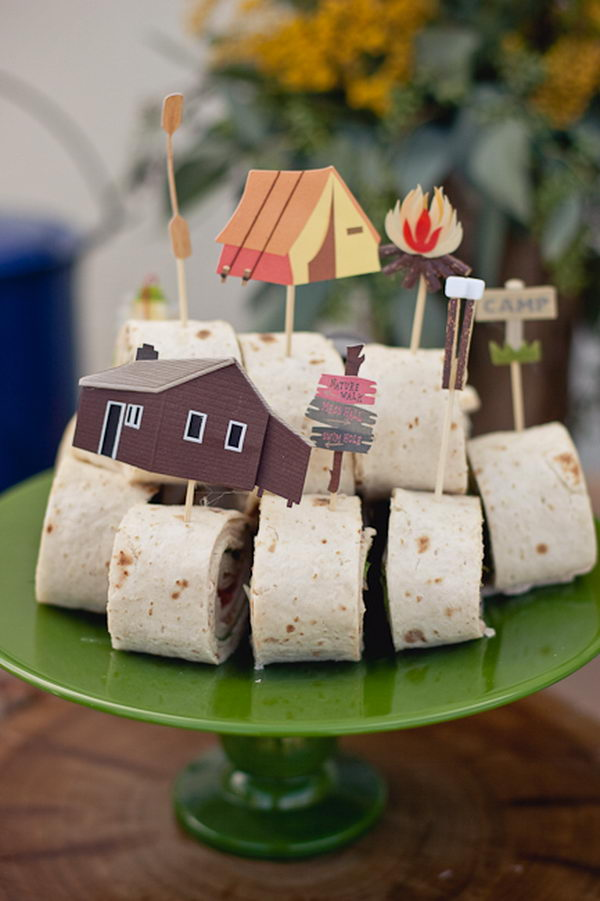 camping-baby-shower-decoration-idea-12