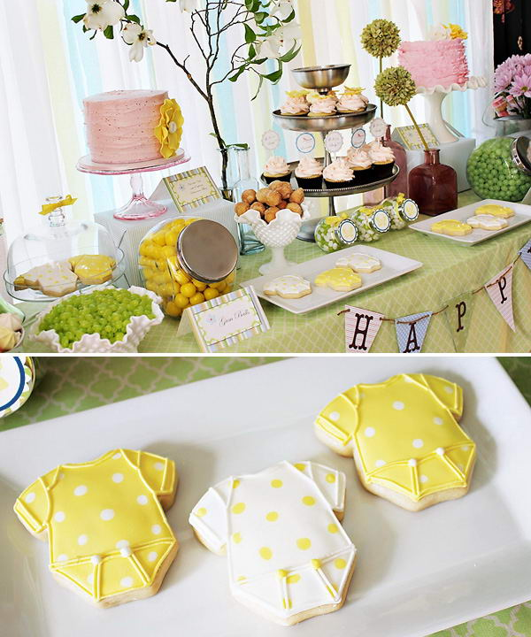 trails spring baby shower girl 45