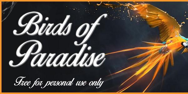birds-of-paradise-cursive-font-7