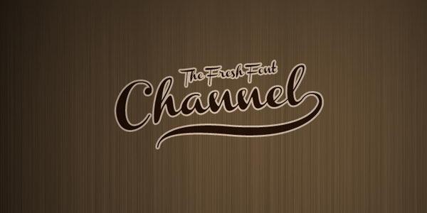 channel cursive font 12