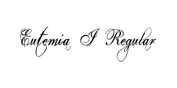 eutemia i font 35