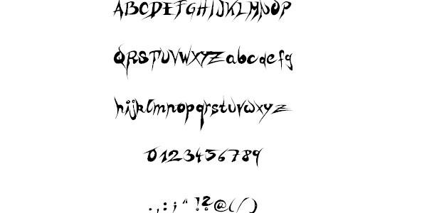 zoe graphic font 17