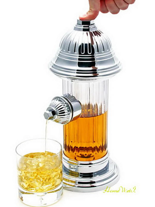 fire hydrant drink dispenser 33