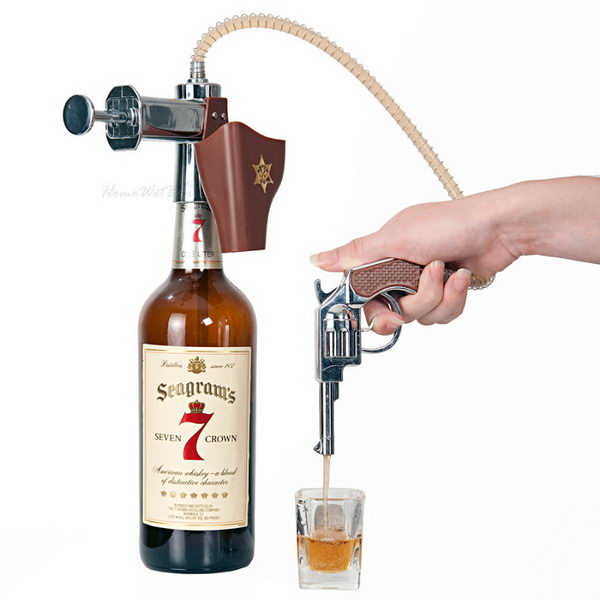 shot gun liquor dispenser 28