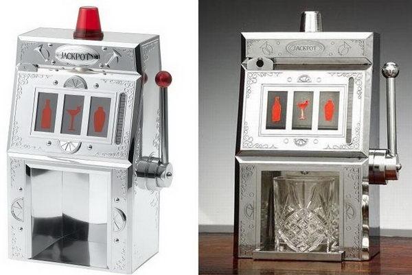 slot machine drink dispenser 35